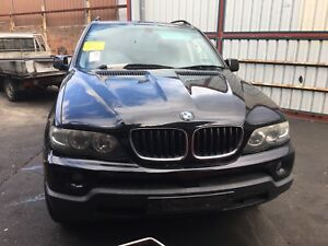 BMW X5 E53 2004 Diesel now wrecking entire car!! Northmead Parramatta Area Preview
