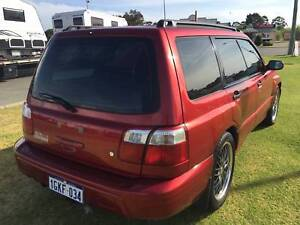 Subaru Forester gt Turbo Automatic AWD ***IMMACULATE CONDITION**
