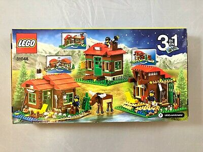 LEGO Creator Lakeside Lodge (31048) - Brand New & Sealed (RETIRED)