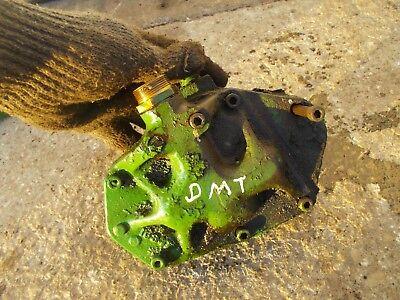 John Deere M Mt Tractor Jd Good Working Hydraulic Pump Assembly Jd M341t