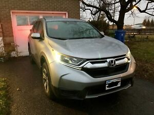 Lease take over 2018 Honda CR-V Lx Awd