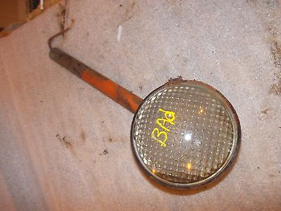 Allis Chalmers Wd Wd45 45 Tractor Front Light W Mounting Mount Post Bracket B