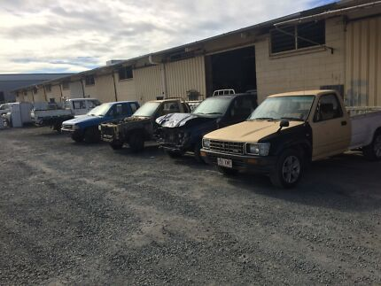 HILUX WANTED! Rusted, Crash, Not running Bungalow Cairns City Preview