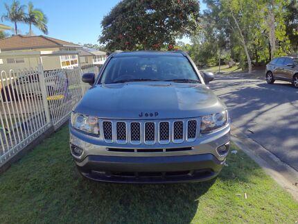 2012 Jeep Compass Sport Auto