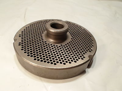 Lightly Used Speco 400 18 Th Holes Meat Grinder Plate Part No. 106298