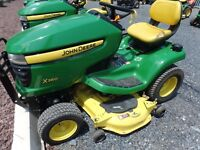 Cheap lawn mowing and yard services hrm