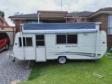 Jayco family triple bunk caravan South Penrith Penrith Area Preview