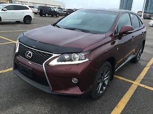 2013 LEXUS RX350 F-SPORT MODEL IN EXCELLENT CONDITION