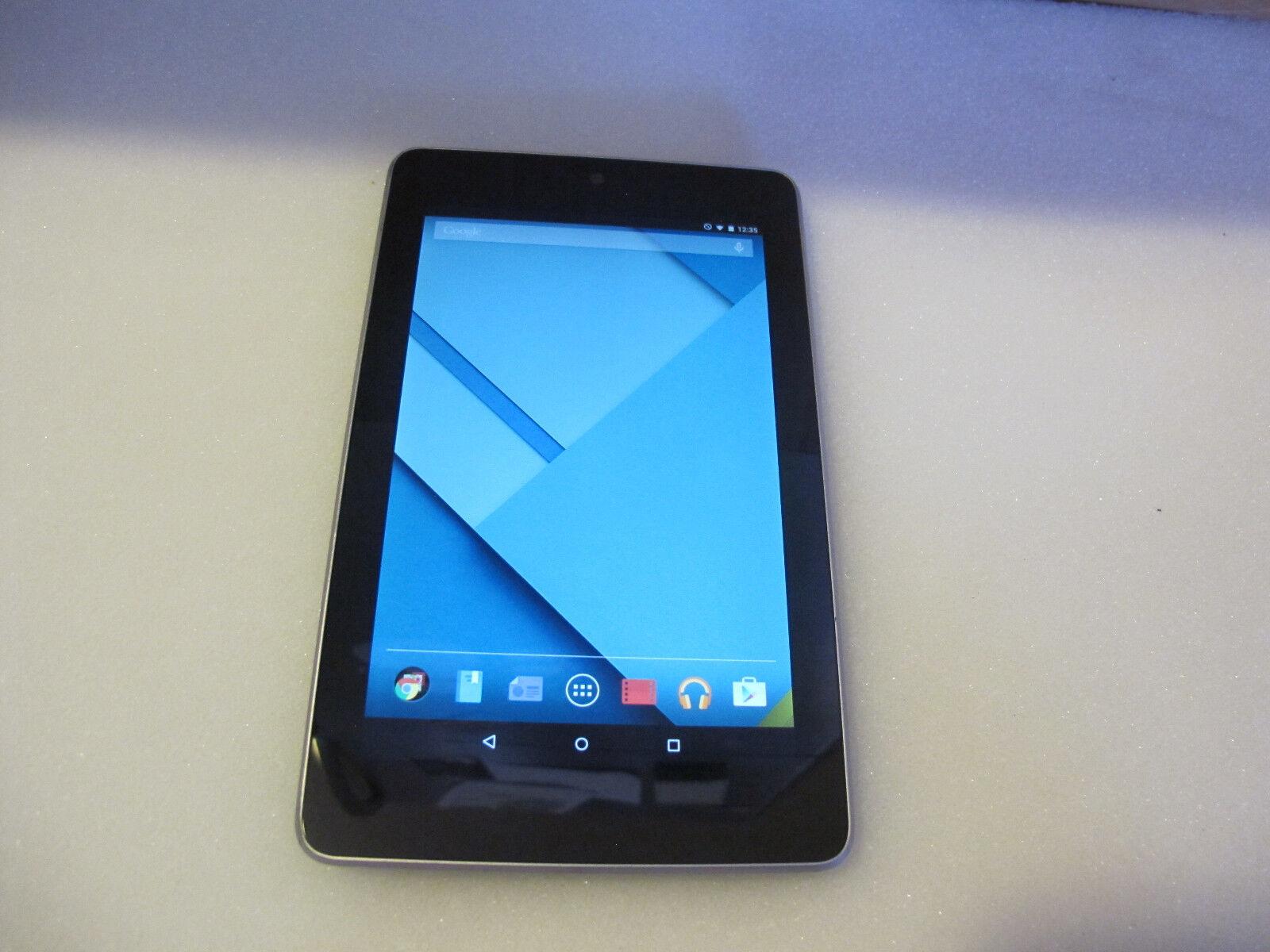 asus google nexus 7 me370t 32gb tablet android 5 1 ebay. Black Bedroom Furniture Sets. Home Design Ideas