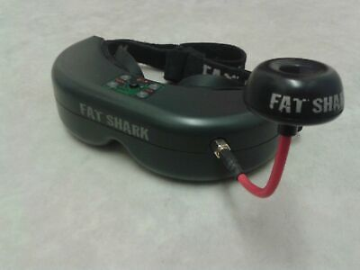 FatShark Teleporter V3 FPV Goggles 5.8GHz Battery Charger More / RC Quadcopter