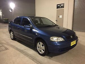 Holden Astra TS CD Automatic 2001 Baulkham Hills The Hills District Preview