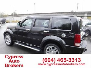2010 Dodge Nitro SXT (Leather & Sunroof)