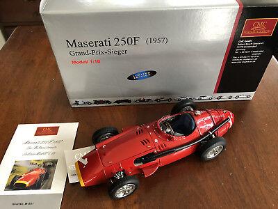 ✅ CMC M-064 1957 Maserati 250F 1 Fangio ✅ RARE FREE Shipping WW NIB -Last 1