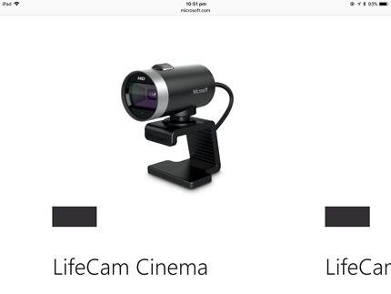 Microsoft Web cam