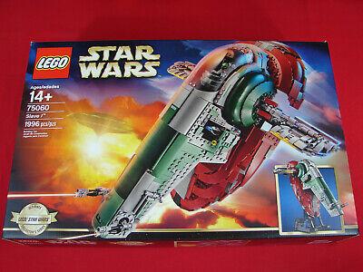 LEGO Star Wars UCS 75060 Slave I (NEW, 2015, 1996 Pieces)