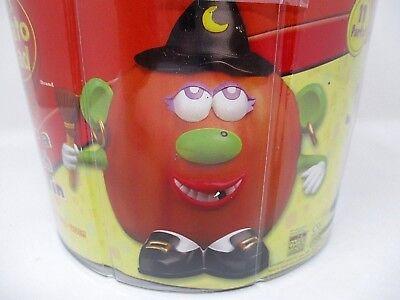 Halloween Pumpkin Make A Witch Mrs Potato Head Decorating Kit](Mr Potato Head Halloween Kit)