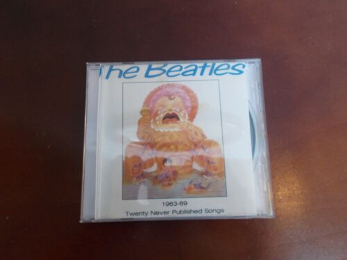 The Beatles 1963-69 Twenty Never-Published Songs CD Fab Four Rarities