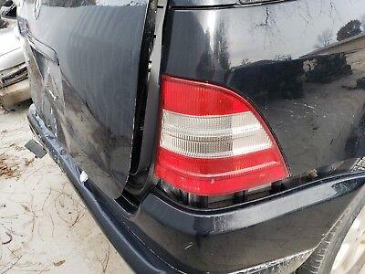 1998-1999-2000-2001 Mercedes Ml320 Ml430 W163 Rechts Rück Licht
