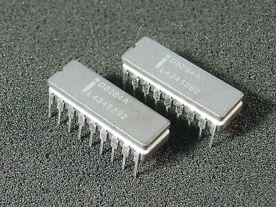 Qty 2 Intel D8284a Cpu Clock Generator For 8086 8088 Driver 8284 8284a P8284a