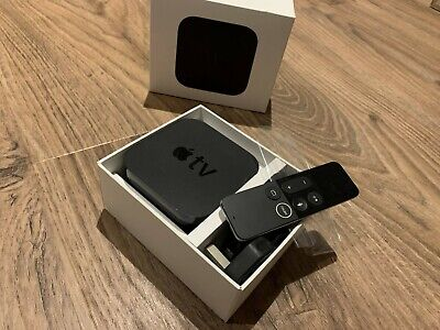 Apple TV (5th Generation) 4K 32GB HD Media Streamer