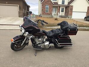 1989 Harley Electra Glide classic