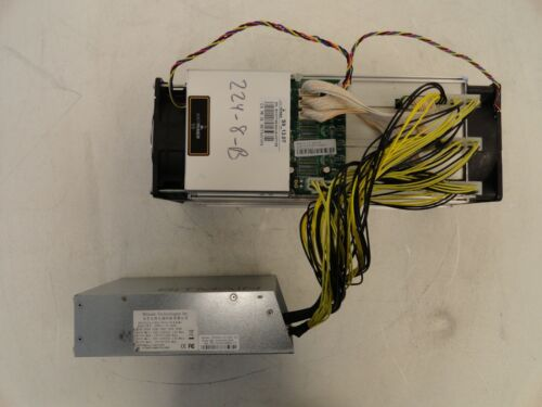 Antminer S9 13.0T with APW3++ PSU Miners(IL.72.ZS)
