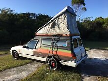 Ford Falcon Panelvan Camper Brookvale Manly Area Preview