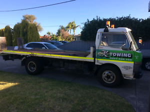 Tilt Tray Towing Services - Metro and Country