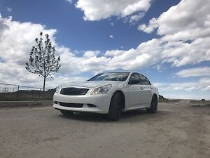 2009 Infiniti G37xS 173,000KMS need gone