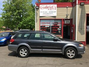 2008 SUBARU OUTBACK ONLY 140KM