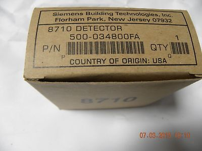 New Faraday 8710 Smoke Detector Mpc6000 7000 245 Availablefree Shipping