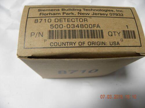 NEW FARADAY 8710 SMOKE DETECTOR MPC6000 / 7000 (174 AVAILABLE,FREE SHIPPING!)