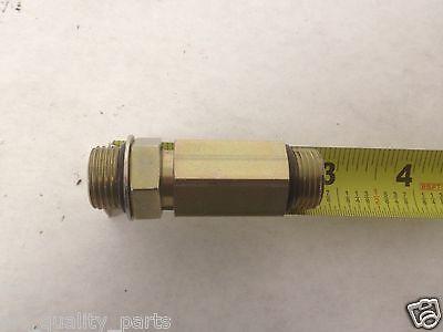 Ariens 27 & 34 Ton Log Splitter 6403-NWO-08-08L Hydraulic Fitting PN 07001534 - Ton Hydraulic Log Splitter