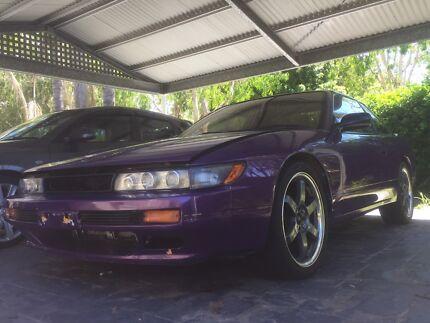 Nissan Silvia s13 turbo SWAPS