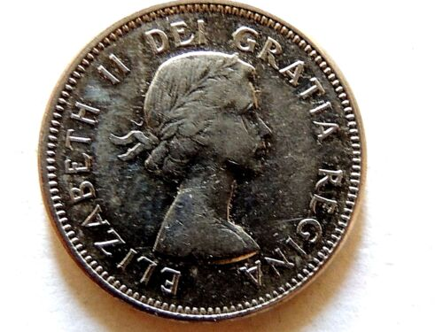 1964 Canadian Five (5) Cent Coin
