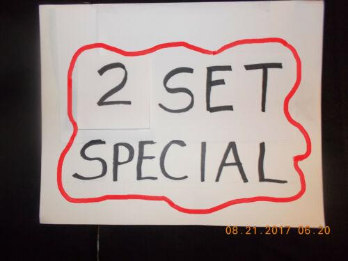 2 SET SPECIAL