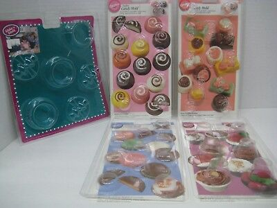 Wilton Truffle Candy Molds, 5 Qty. Boxes, Cups #1583