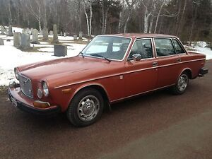 1975 volvo 164e for sale. Classic awesome cat