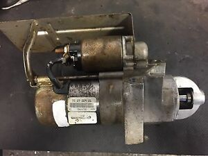 Chevy gear reduction starter