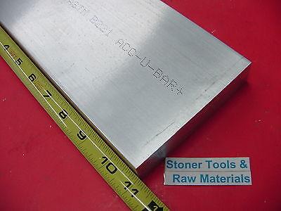1-14 X 6 Aluminum 6061 Flat Bar 11 Long Solid T6511 1.250 Plate Mill Stock