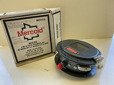 Mercoid Pressure Switch Dsw-7223-153