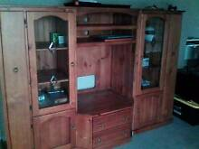 Custom made entertainment unit for sale Muswellbrook Muswellbrook Area Preview