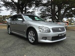 2002 Nissan Stagea Wagon 12 months REG AND RWC Safety Beach Mornington Peninsula Preview