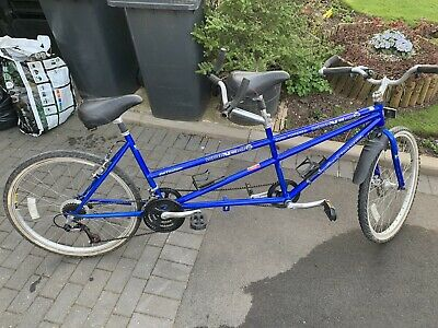 Tandem Mountain Bike