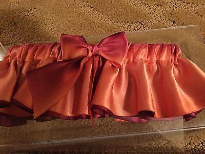 Silk Wedding Garter (Quality Silk Fall Wedding Garter Sale 50% off )