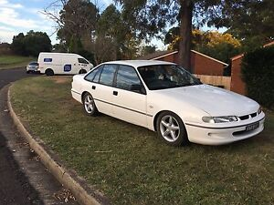 Holden vr commodore auto St Andrews Campbelltown Area Preview