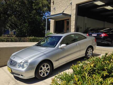 2004 Mercedes-Benz CLK240 Coupe Southport Gold Coast City Preview
