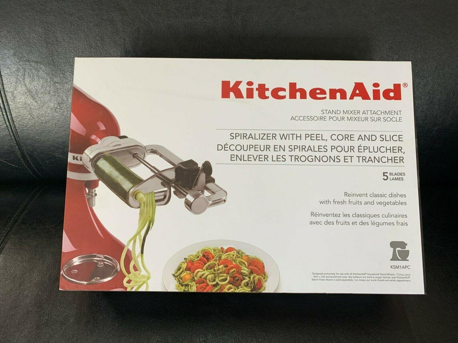 KitchenAid Spiralizer KSM1APC