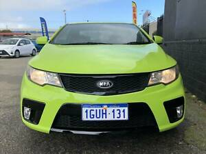 2010 KIA Cerato 2 Door Coupe, KOUP TD, 4 Speed Automatic, 4CYL, 1998CC Welshpool Canning Area Preview