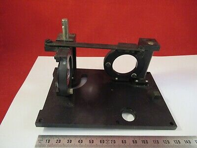 VICKERS ENGLAND UK LENS ASSEMBLY OPTICS MICROSCOPE PART AS PICTURED (Optical Lenses Uk)